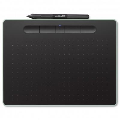 Tableta digitalizadora wacom intuos confort ctl - 4100wle - s pistacho -  bluetooth - Imagen 1