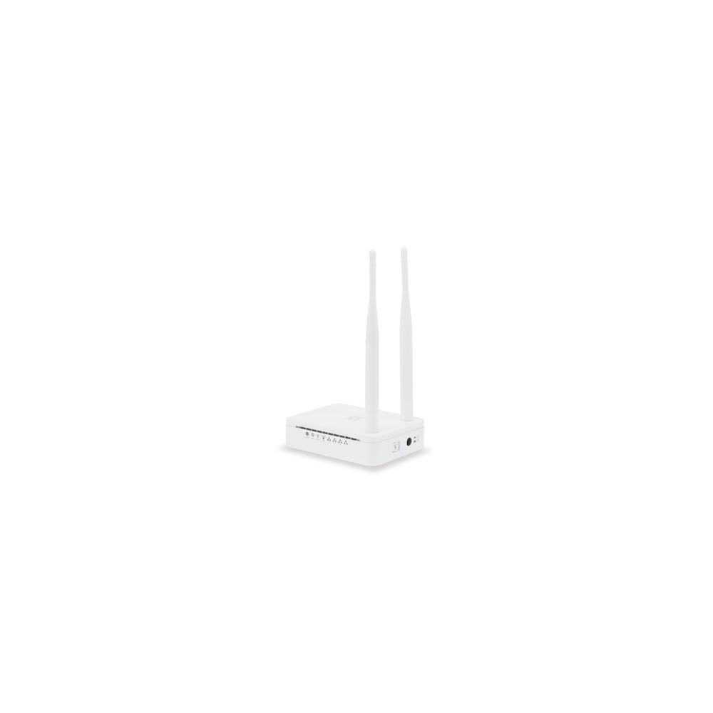 LevelOne WBR-6013 router inalámbrico Banda única (2,4 GHz) Ethernet rápido Blanco - Imagen 1