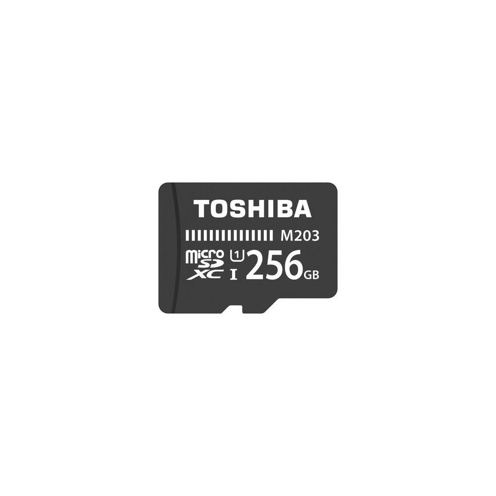 Toshiba THN-M203K2560EA memoria flash 256 GB MicroSDXC Clase 10 UHS - Imagen 1