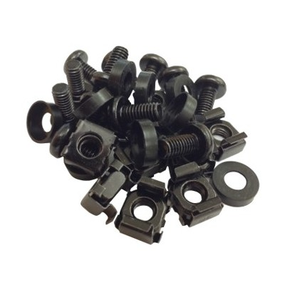 Kit de tornillos y tuercas wp 20 piezas para rack - Imagen 1
