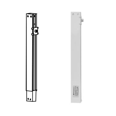 Extensor soporte proyector techo y pared min 29.6cm hasta 53.5cm blanco - Imagen 1
