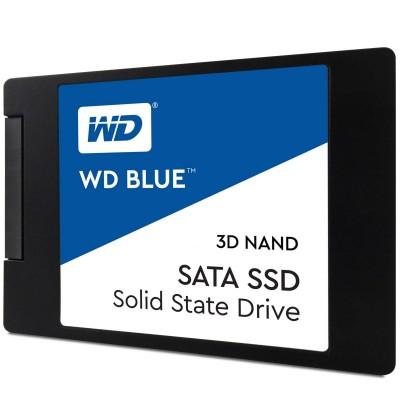 Disco duro interno solido hdd ssd wd western digital blue wds100t2b0a 1tb 2.5pulgadas sata 6 gb - s - Imagen 1