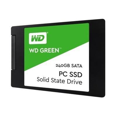 Disco duro interno solido hdd ssd wd western digital green wds240g2g0a 240gb 2.5pulgadas sata 6 gb - s - Imagen 1