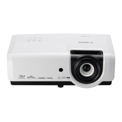 Canon LV -HD420 videoproyector 4200 lúmenes ANSI DLP 1080p (1920x1080) 3D Proyector portátil Blanco - Imagen 1