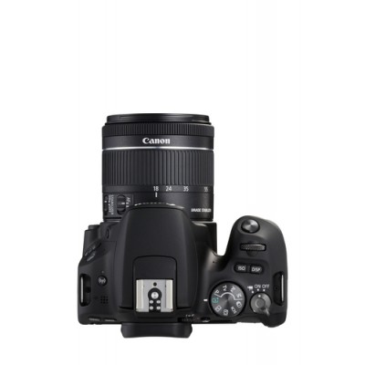 Canon EOS 200D + EF-S 18-55mm 4.0-5.6 IS STM Juego de cámara SLR 24,2 MP CMOS 6000 x 4000 Pixeles Negro - Imagen 4