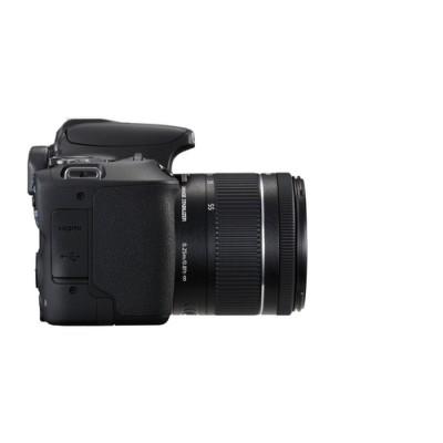 Canon EOS 200D + EF-S 18-55mm 4.0-5.6 IS STM Juego de cámara SLR 24,2 MP CMOS 6000 x 4000 Pixeles Negro - Imagen 8