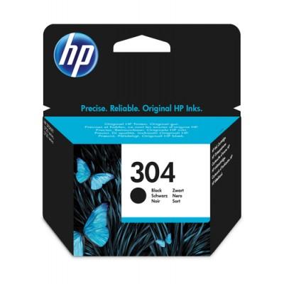 HP 304 Original Negro - Imagen 2