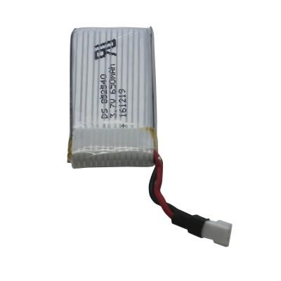 Bateria universal para drone valida para modelo phoenix phquadcoptermfpv 3.7v 650 mah - Imagen 1