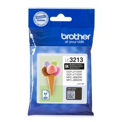 Brother LC-3213BK cartucho de tinta Original Negro - Imagen 1