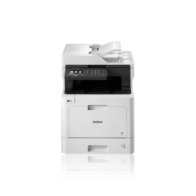 Brother DCP-L8410CDW multifuncional Laser 2400 x 600 DPI 31 ppm A4 Wifi - Imagen 2