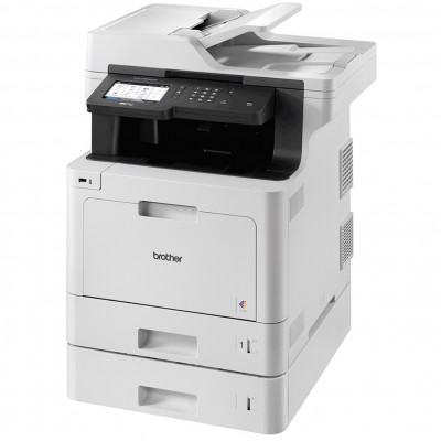 Multifuncion brother laser - led color mfcl8900cdwlt fax -  a4 -  31ppm -  512mb -  usb -  red -  nfc -  wifi -  duplex todas la