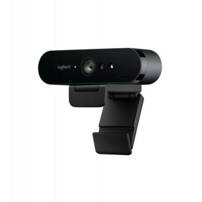 Logitech BRIO cámara web 4096 x 2160 Pixeles USB 3.2 Gen 1 (3.1 Gen 1) Negro - Imagen 1