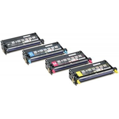 Epson Unidad fotoconductora y tóner amarillo alta capacidad 9k - Imagen 1