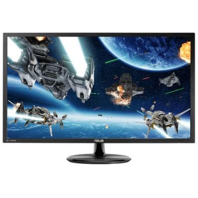 "ASUS VP28UQG 71,1 cm (28"") 3840 x 2160 Pixeles 4K Ultra HD Negro - Imagen 1"