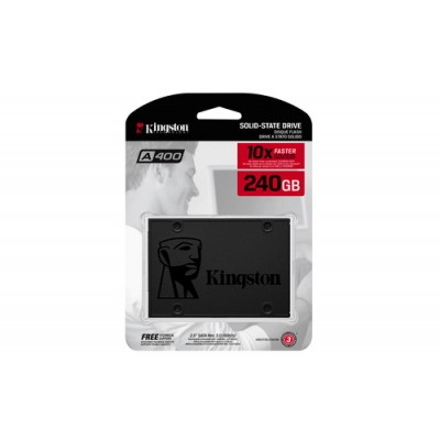 "Kingston Technology A400 2.5"" 240 GB Serial ATA III TLC - Imagen 2"