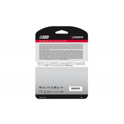 "Kingston Technology A400 2.5"" 240 GB Serial ATA III TLC - Imagen 3"