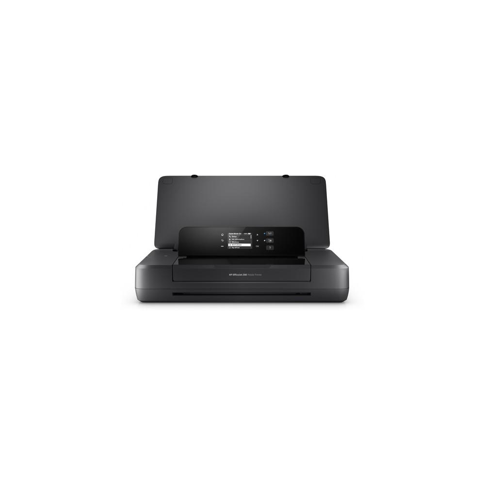 HP Officejet 200 impresora de inyección de tinta Color 4800 x 1200 DPI A4 Wifi - Imagen 1