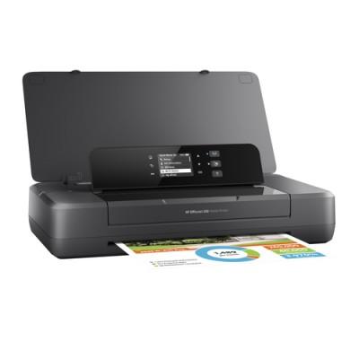 HP Officejet 200 impresora de inyección de tinta Color 4800 x 1200 DPI A4 Wifi - Imagen 2