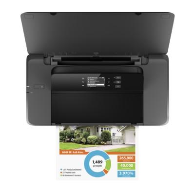 HP Officejet 200 impresora de inyección de tinta Color 4800 x 1200 DPI A4 Wifi - Imagen 9