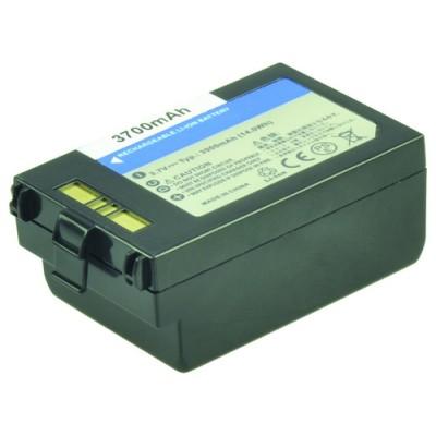 2-Power SBI0008B accesorio para lector de código de barras Batería - Imagen 1