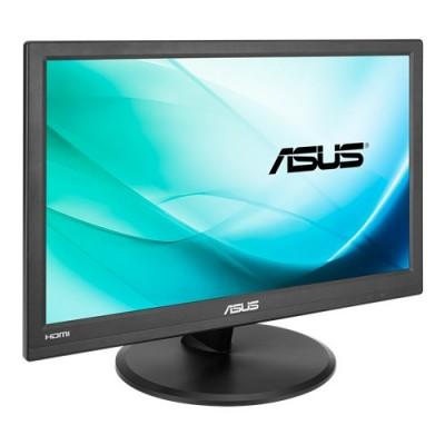 "ASUS VT168H monitor pantalla táctil 39,6 cm (15.6"") 1366 x 768 Pixeles Negro Multi-touch Mesa - Imagen 2"