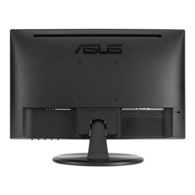 "ASUS VT168H monitor pantalla táctil 39,6 cm (15.6"") 1366 x 768 Pixeles Negro Multi-touch Mesa - Imagen 4"