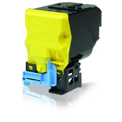 Epson Cartucho de tóner amarillo 6k - Imagen 1