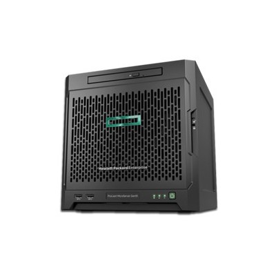 Servidor hpe microserver gen10 amd x3216 1.6ghz - 8gb - sin hdd - Imagen 1
