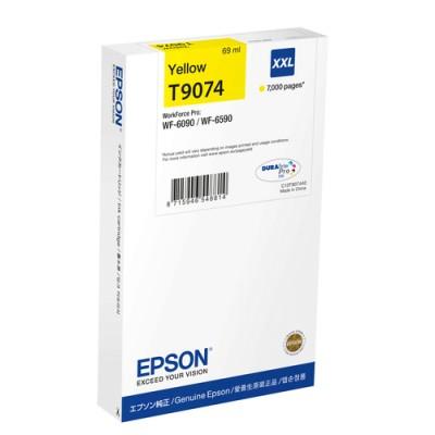 Epson WF-6xxx Ink Cartridge Yellow XXL - Imagen 1