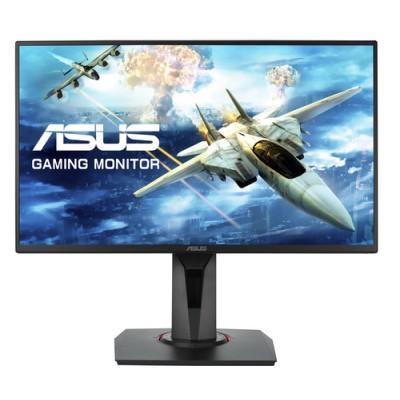 """ASUS VG258QR 62,2 cm (24.5"""") 1920 x 1080 Pixeles Full HD LED Negro - Imagen 1"""