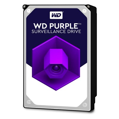 Disco duro interno hdd wd western digital purple wd30purz 3tb 3.5pulgadas sata3 intellipower 64mb - Imagen 1