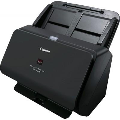 Canon imageFORMULA DR-M260 600 x 600 DPI Escáner alimentado con hojas Negro A4 - Imagen 1