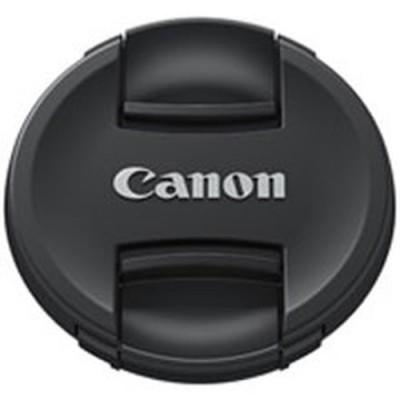 Canon E-77 II tapa de lente Negro - Imagen 1