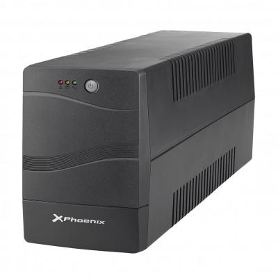Sai ups phoenix ph1000sps2 1000va - 600w estabilizador de tension funcion de arranque en frio - Imagen 1
