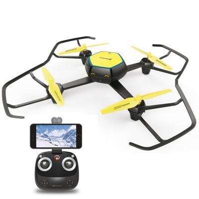 Drone cuadricoptero phoenix  phquadcoptermfpv 6 ejes - radio control - estabilizador altura hovering - camara 360p  wifi fpv - s
