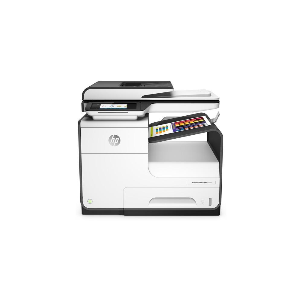 HP PageWide Pro 477dw Inyección de tinta térmica 2400 x 1200 DPI 40 ppm A4 Wifi - Imagen 1