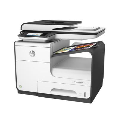 HP PageWide Pro 477dw Inyección de tinta térmica 2400 x 1200 DPI 40 ppm A4 Wifi - Imagen 3