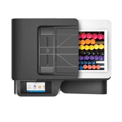 HP PageWide Pro 477dw Inyección de tinta térmica 2400 x 1200 DPI 40 ppm A4 Wifi - Imagen 7