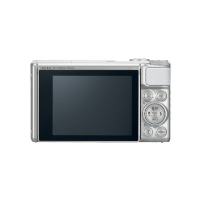 "Canon PowerShot SX730 HS Cámara compacta 20,3 MP CMOS 5184 x 3888 Pixeles 1/2.3"" Plata - Imagen 2"