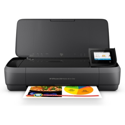 HP OfficeJet 250 Inyección de tinta térmica 4800 x 1200 DPI 10 ppm A4 Wifi - Imagen 2