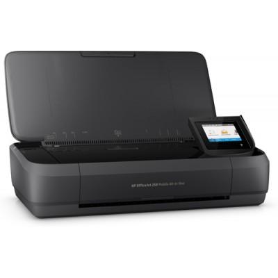 HP OfficeJet 250 Inyección de tinta térmica 4800 x 1200 DPI 10 ppm A4 Wifi - Imagen 4