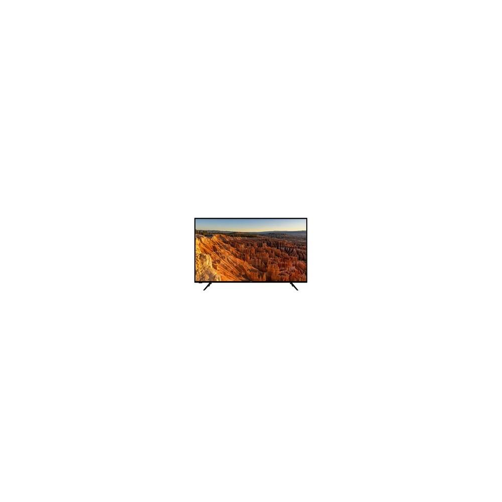 Tv hitachi 58pulgadas led 4k uhd -  58hk5600 -  hdr10 -  smart tv -  wifi -  2 hdmi -  1 usb -  1200bpi -  dvb t2 -  dvb s2 - Im