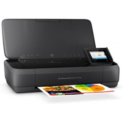 HP OfficeJet 250 Inyección de tinta térmica 4800 x 1200 DPI 10 ppm A4 Wifi - Imagen 6