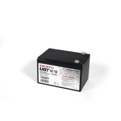 Salicru UBT 12/12 Batería AGM recargable de 12 Ah / 12 V - Imagen 1