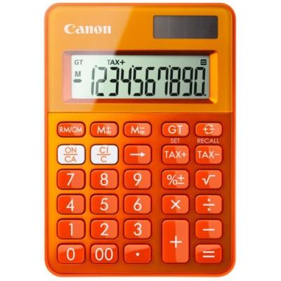 Canon LS-100K calculadora Escritorio Calculadora básica Naranja - Imagen 1