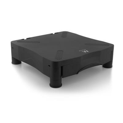 Ewent EW1280 soporte de mesa para pantalla plana Negro - Imagen 1