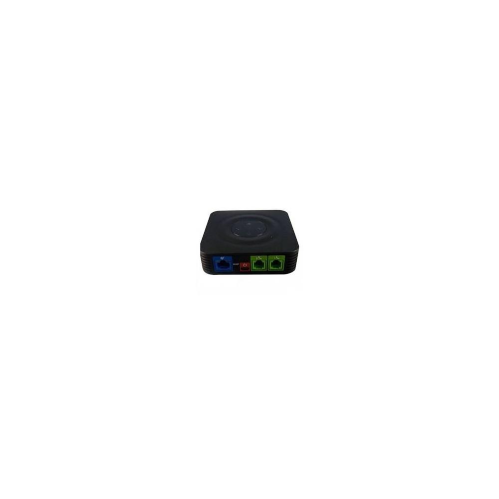 Adaptador telefonico analogico grandstream ata ip ht802 2 puertos fxs telefonia ip - Imagen 1