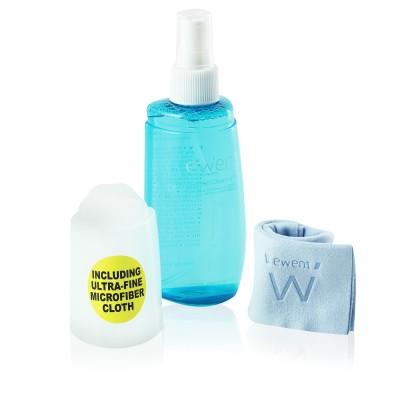 Ewent EW5671 kit de limpieza para computadora Líquido para limpieza de equipos Pantallas / Plásticos 200 ml - Imagen 2