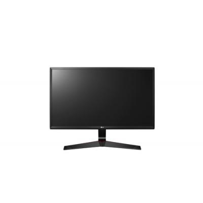 "LG 24MP59G-P LED display 60,5 cm (23.8"") 1920 x 1080 Pixeles Full HD Negro - Imagen 1"