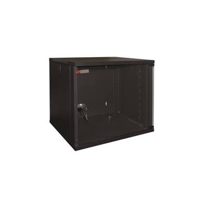 Armario mini - rack wp 19pulgadas -  serie rwa 12u -  an x pr x al: 540x600x580mm - Imagen 1